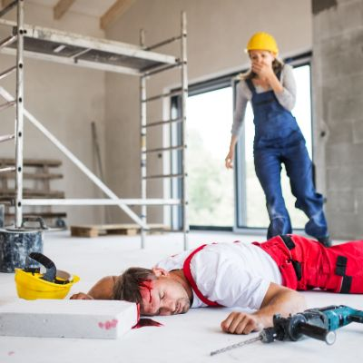 Construction Related Injuries Lawyer Roseville CA - Gingery Hammer Schneiderman LLP