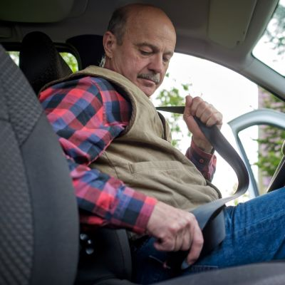 Defective Seatbelt Accident Attorney Roseville CA - Gingery Hammer Schneiderman LLP