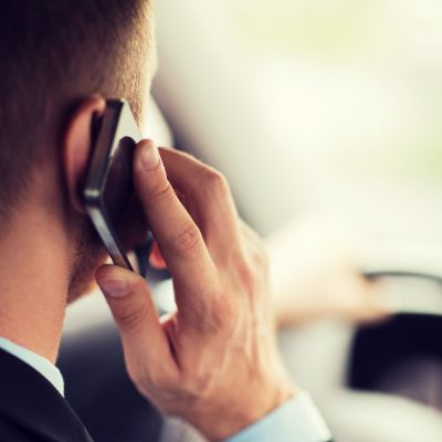 Distracted Driver Accident Lawyer Roseville CA - Gingery Hammer Schneiderman LLP